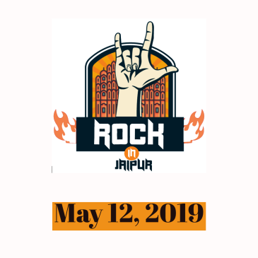 Rock in Jaipur
