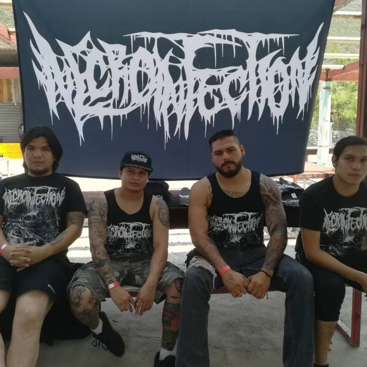 Necroinfection